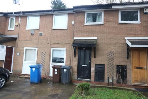3 bedroom end of terrace house for sale - Glendevon Place, Whitefield, Manchester