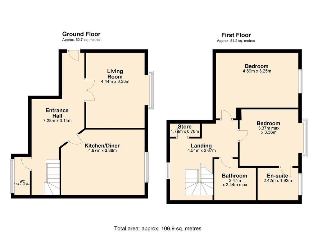 Floorplan: 9 HAMPSTEAD DRIVE   floor plan.jpg