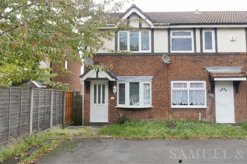 2 bedroom end of terrace house to rent - Burdock Close, Walsall