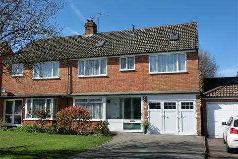 5 bedroom semi-detached house for sale - Featherstone Crescent, Shirley, Solihull