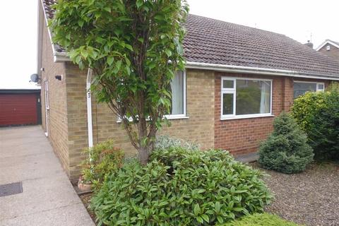 2 bedroom semi-detached bungalow to rent - West Garth Gardens, Scarborough