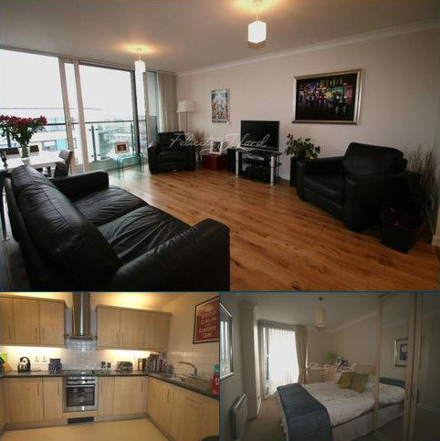 2 bedroom flat to rent - Boardwalk Place, E14
