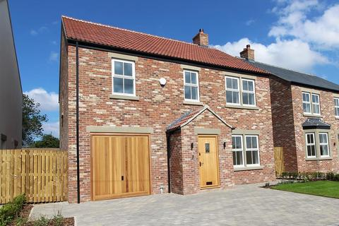 4 bedroom detached house for sale - 12 The Green, Pickhill, Thirsk