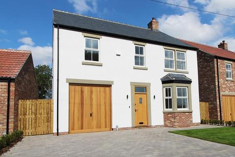4 bedroom detached house for sale - 11 The Green, Pickhill, Thirsk