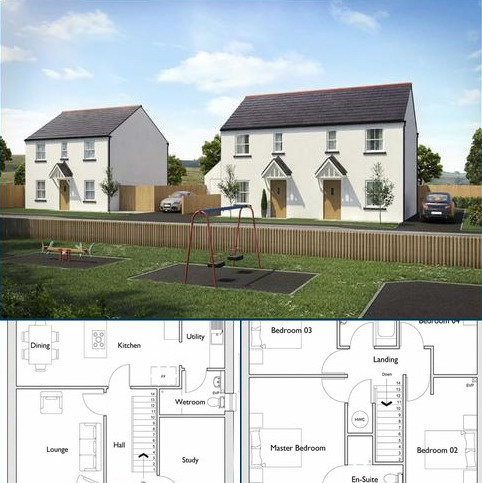4 bedroom detached house for sale - Mill Terrace, Ammanford, Carmarthenshire
