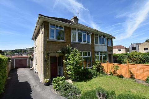 3 bedroom semi-detached house for sale - Beckford Gardens, BATH, Somerset, BA2 6QU
