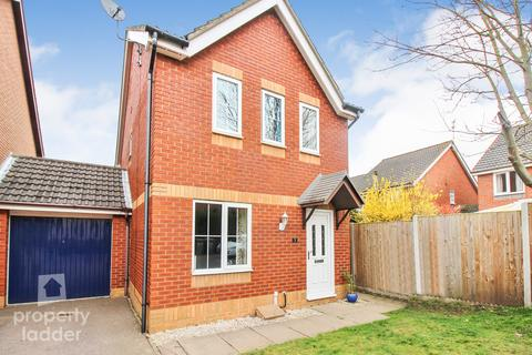 3 bedroom link detached house for sale - Winceby Close, Norwich