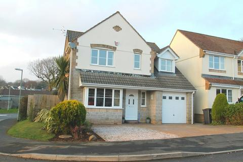 4 bedroom detached house for sale - Waterslade Drive, Ivybridge