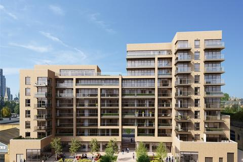 1 bedroom flat for sale - White + Green, 120 Vallance Road, London, E1