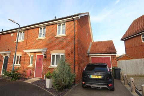 3 bedroom semi-detached house to rent - Lacock Gardens, Maidstone, Kent, ME15