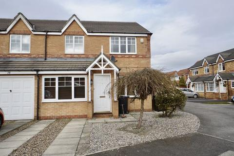 3 bedroom semi-detached house for sale - Bede Close, Holystone