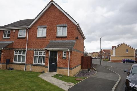 3 bedroom semi-detached house for sale - Cawfields Court Longbenton