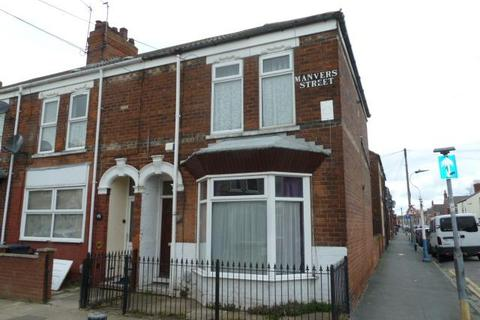 4 bedroom terraced house for sale - Manvers Street, Kingston Upon Hull, HU5 2HW