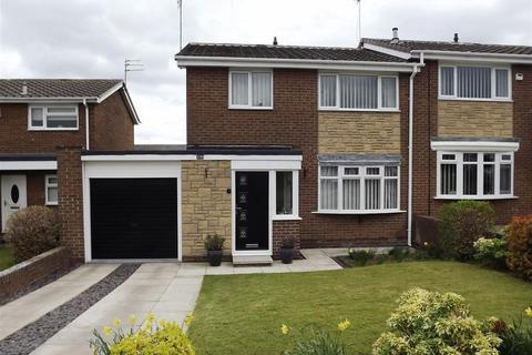 3 bedroom semi-detached house for sale - Ringwood Drive, Cramlington