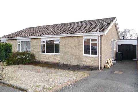 2 bedroom semi-detached bungalow for sale - Beacon Drive, Brunswick Green, Wideopen, Newcastle Upon Tyne