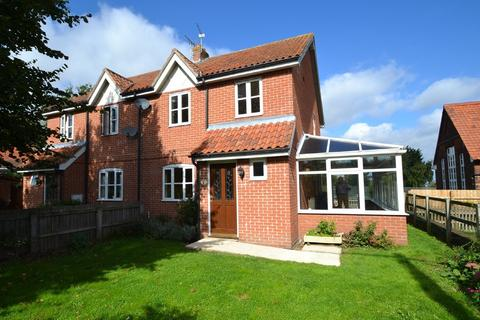 3 bedroom semi-detached house for sale - Melton Constable