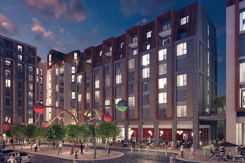 Studio for sale - Wolstenholme Square, Liverpool, Merseyside, L1