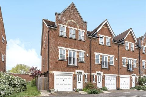 4 bedroom end of terrace house for sale - Plater Drive, Oxford, OX2