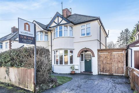 3 bedroom semi-detached house for sale - Templar Road, Oxford, OX2