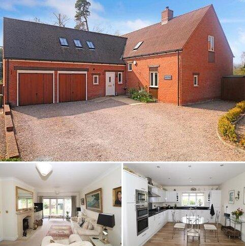 5 bedroom detached house to rent - Earls Meadow, Warwick