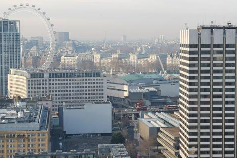 2 bedroom apartment to rent - Southbank Tower  SE1