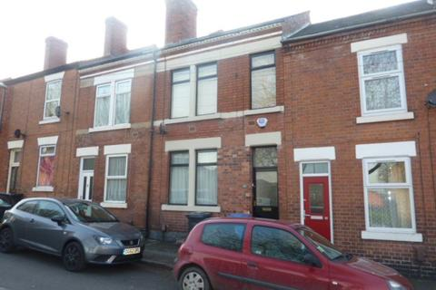 4 bedroom house share to rent - Upper Boundary Road, Derby DE22 3NU