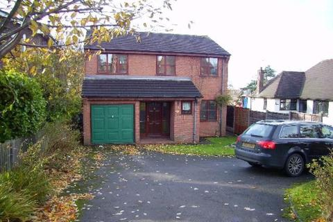 4 bedroom detached house to rent - Burton Road, Midway, Derbyshire DE11 7NA