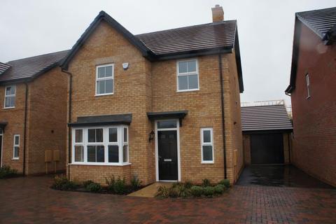 4 bedroom detached house to rent - 5 Pincords Lane, Cranfield Park, Cranfield, Bedfordshire, MK43 1AA