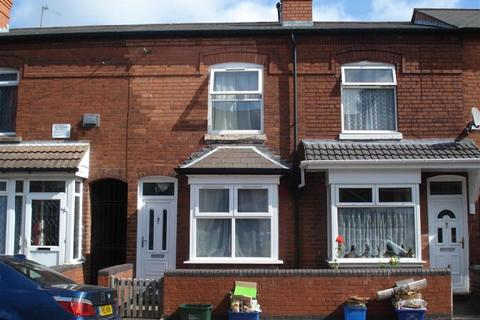 2 bedroom terraced house for sale - Newcombe Road, Handsworth, Birmingham, B21 8BY
