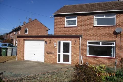 3 bedroom semi-detached house to rent - Queens Road, Oakham LE15