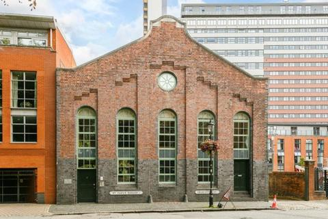 2 bedroom penthouse to rent - The Old Chapel, 57 St Pauls Square
