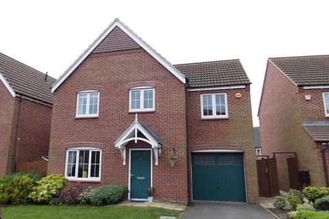 4 bedroom detached house for sale - Ramblers Way, Roughley