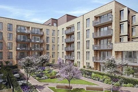 2 bedroom apartment for sale - Kempton House, High Street, Staines Upon Thames, UK, TW18