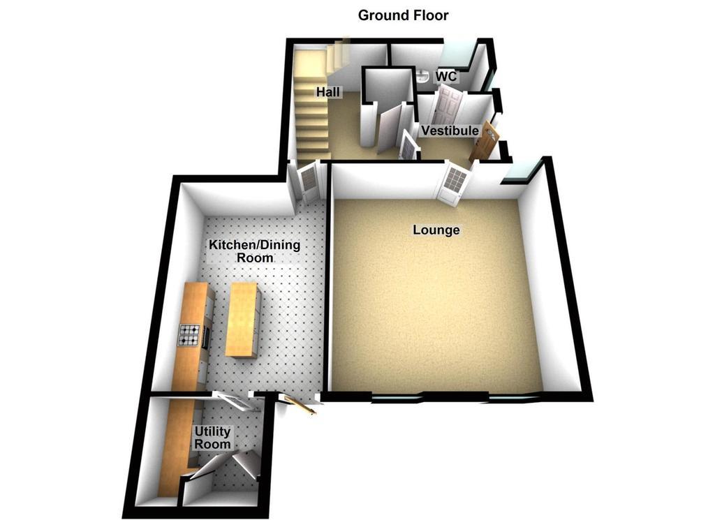 Floorplan 1 of 4
