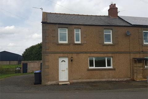 2 bedroom end of terrace house to rent - 1 Grievestead Farm Cottages, Grindon, Berwick upon Tweed