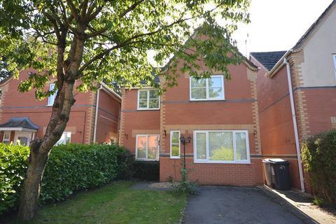 3 bedroom detached house for sale - Scott Close, Sandbach, Cheshire, CW11 3GX