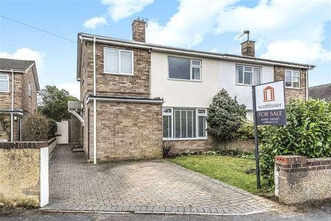 3 bedroom semi-detached house for sale - Evenlode Close, North Leigh, Witney, Oxfordshire, OX29