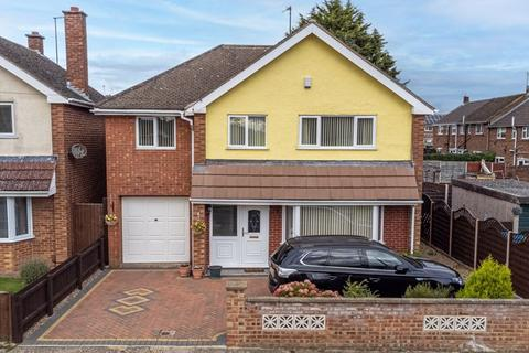 4 bedroom detached house for sale - Nelson Road, Corby