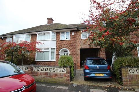 5 bedroom semi-detached house to rent - Wilberforce Street, Headington