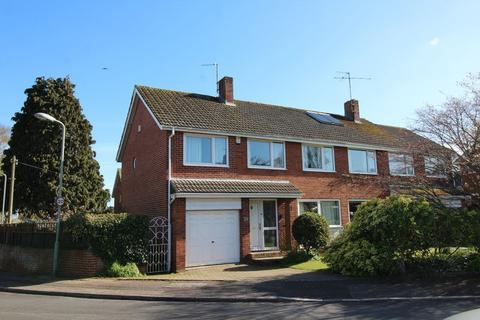 4 bedroom semi-detached house for sale - Cordery Road, Exeter