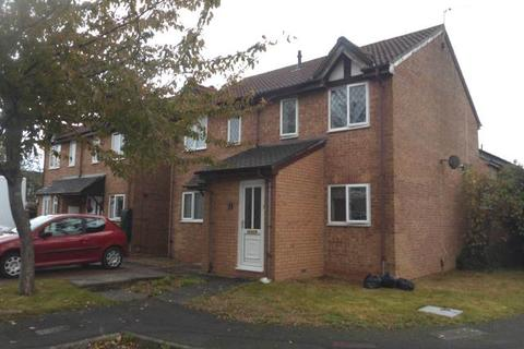 2 bedroom end of terrace house to rent - Whitley Close, Yate, Bristol