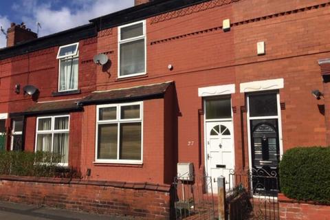 2 bedroom terraced house for sale - Rushden Road, Levenshulme, Manchester