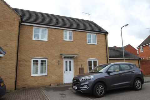 3 bedroom terraced house to rent - Jack English Close - NN5