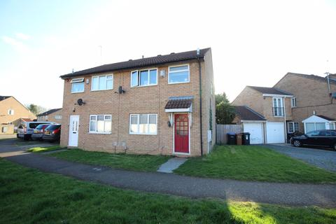 3 bedroom semi-detached house for sale - Manorfield Close, Little Billing, Northampton