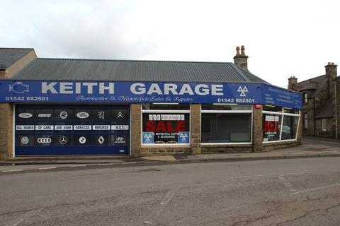 Garage for sale - Moss Street, Keith, AB55