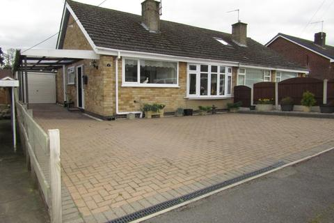 2 bedroom semi-detached bungalow for sale - Hazel Avenue, Littleover