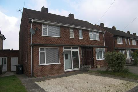 2 bedroom semi-detached house to rent - Redlands Close, Solihull, West Midlands, B91