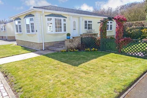 2 bedroom bungalow for sale - Bridgend Park, Wooler, Northumberland, NE71 6QG