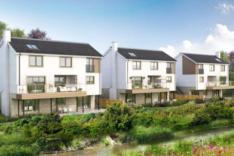 4 bedroom detached house for sale - Riverbank Gardens, Field Road, Busby, Glasgow, G76 8RX