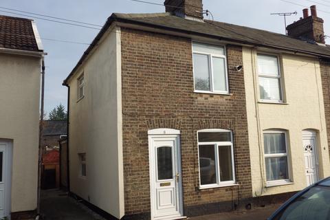2 bedroom end of terrace house to rent - Bond Street, Stowmarket IP14
